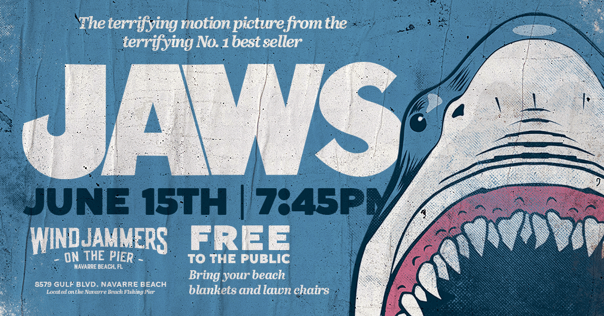 JAWS on the Beach!
